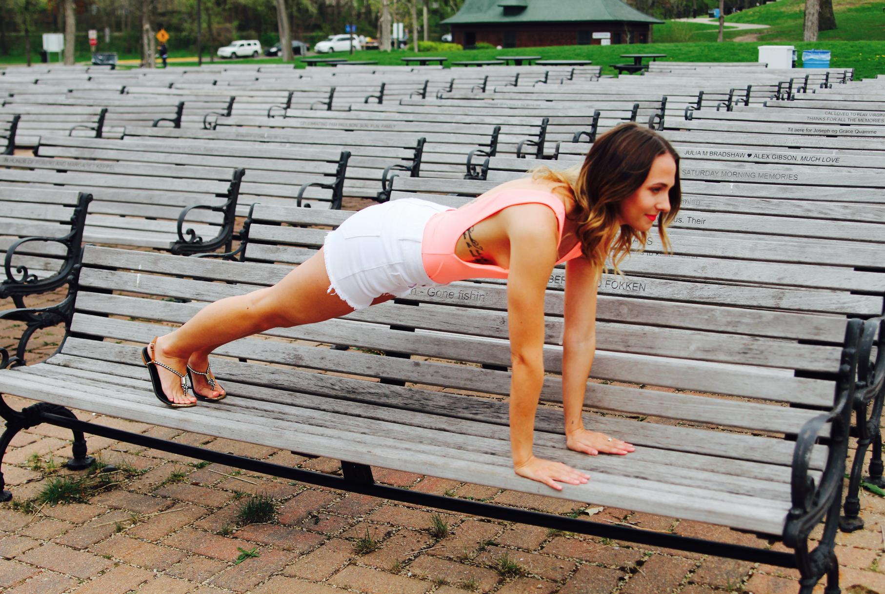 Abby - Plank