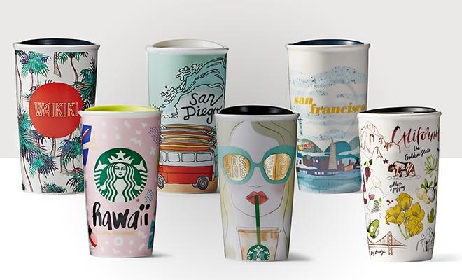 The Cutest Starbucks Tumblers Fabfitfun